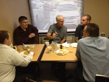 Breakfast with J Warner Wallace